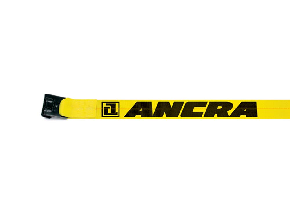 S-Line 41660-10-30 3 x 30 w//Flat Hook Winch Strap