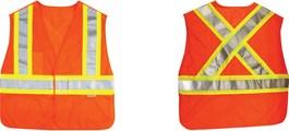 50532-13 safety vest orange