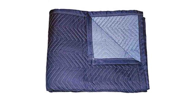 Premium Woven Moving Blankets Dozen Toronto Trailers