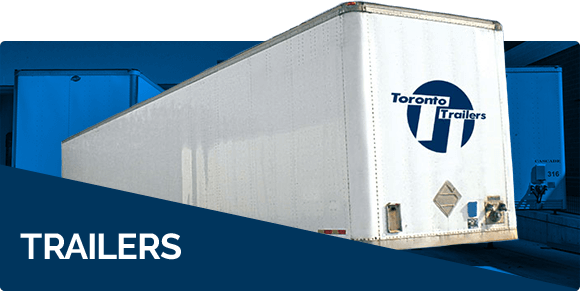 Storage Trailers and Containers Rentals | Toronto Trailers