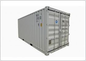 New 20' Storage Containers Available for $3600