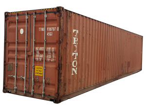 40' Containers