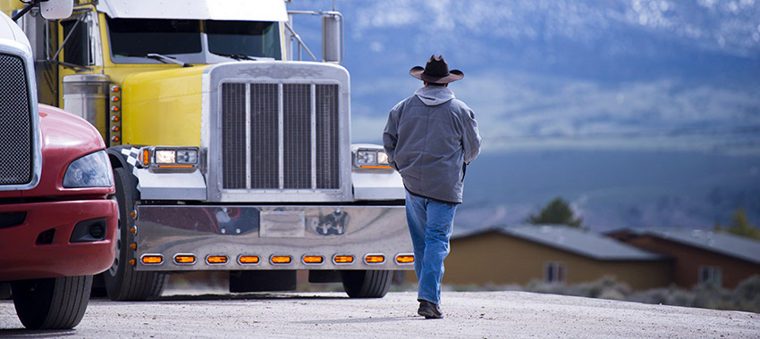 6 Simple Ways to be a Healthier Truck Driver