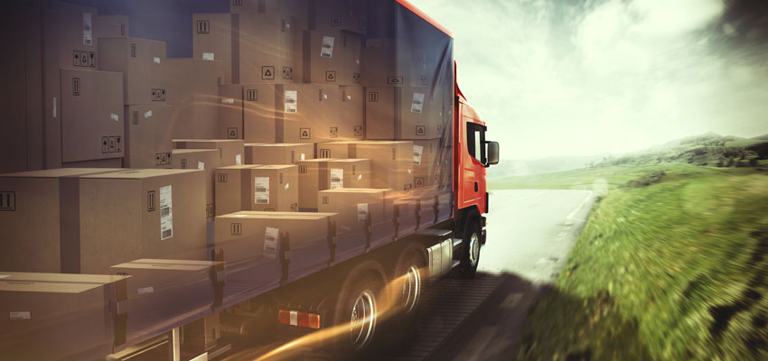 Keep cargo evenly balanced and low