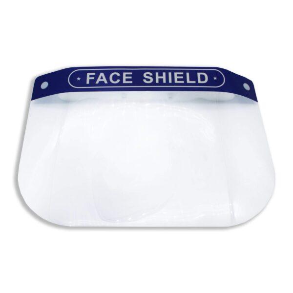 Face Shield Flexible Blue Toronto Trailers