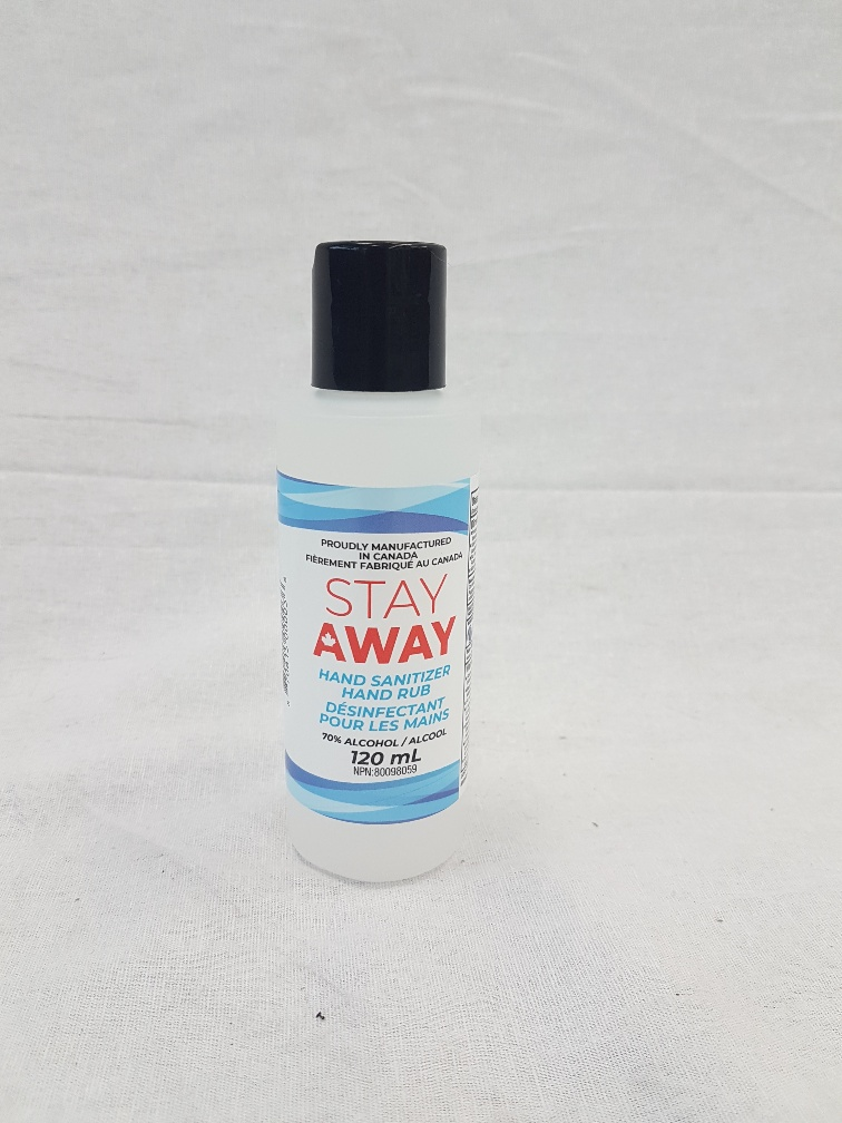 Hand Sanitizer – 120mL
