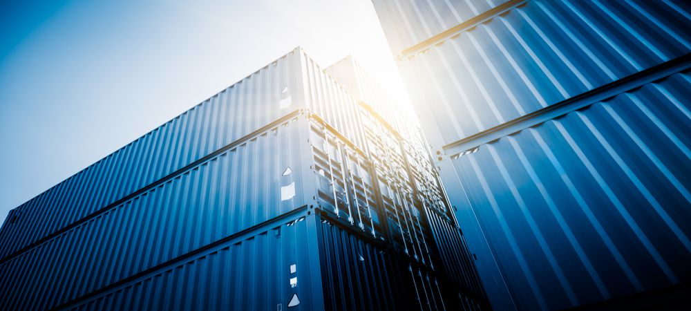 What are the Different Types of Shipping Storage Containers?